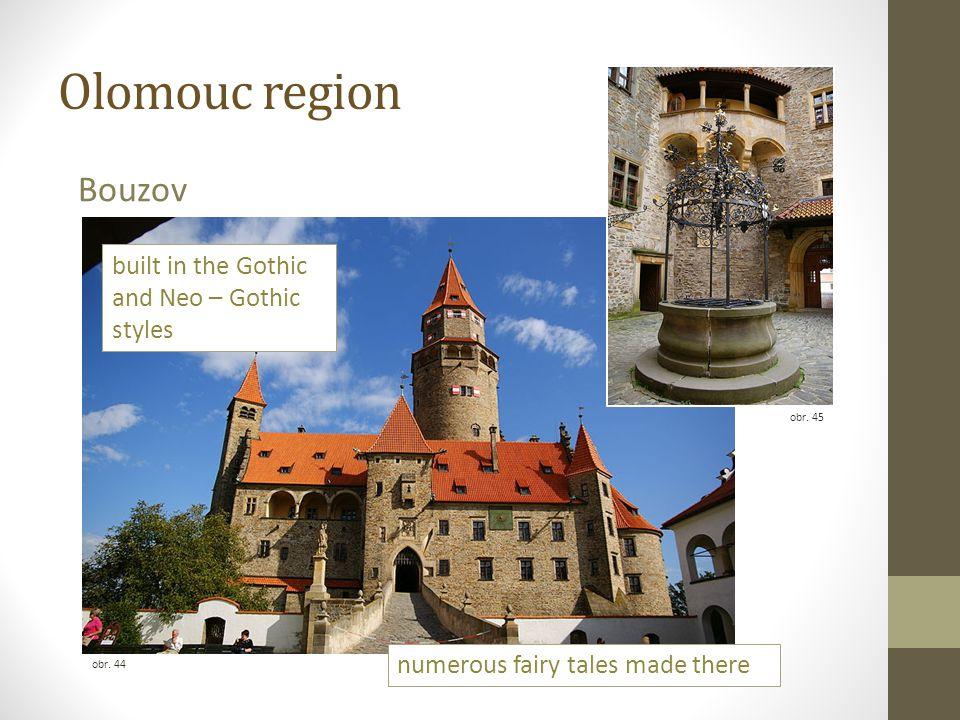 Olomouc region Bouzov obr. 44 obr.