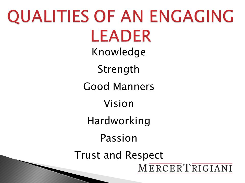 Knowledge Strength Good Manners Vision Hardworking Passion Trust and Respect