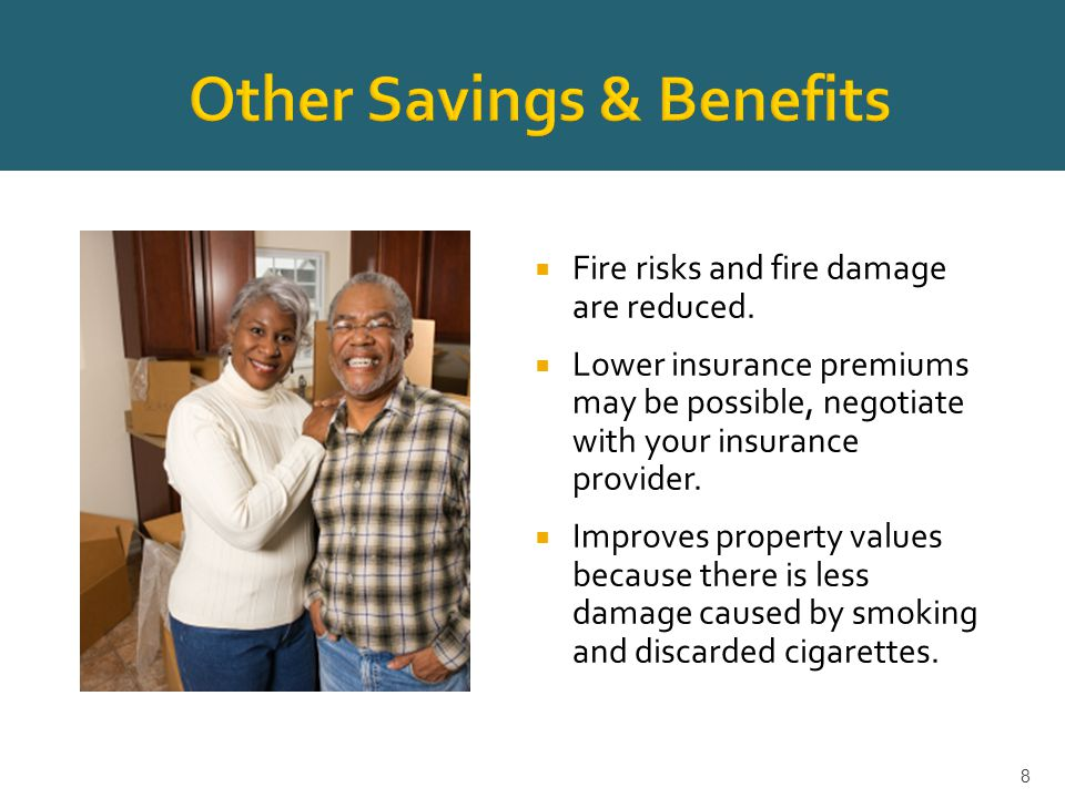  Cigarettes cause an average of 4% of all residential fires in Colorado.