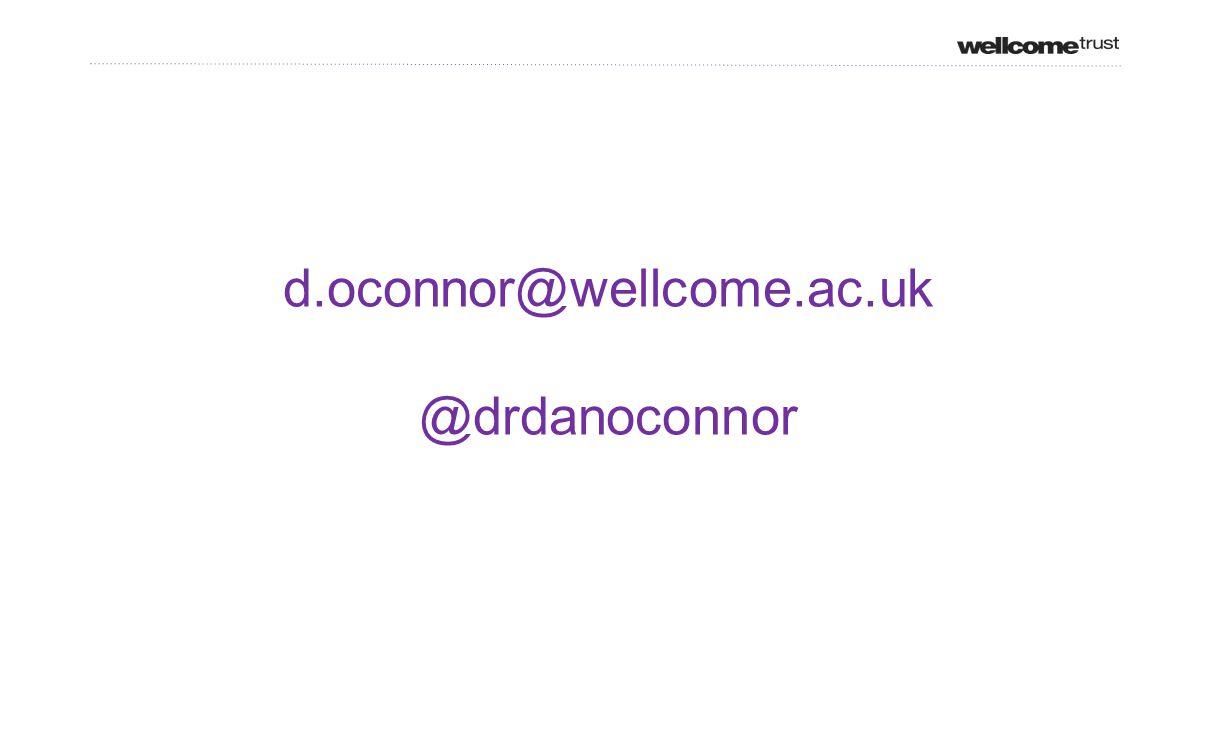 d.oconnor@wellcome.ac.uk @drdanoconnor