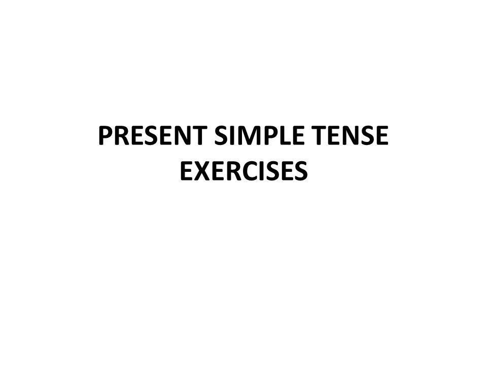 Present Simple Tense Wh- Questions -2 Answers 1.Where do you go to school.