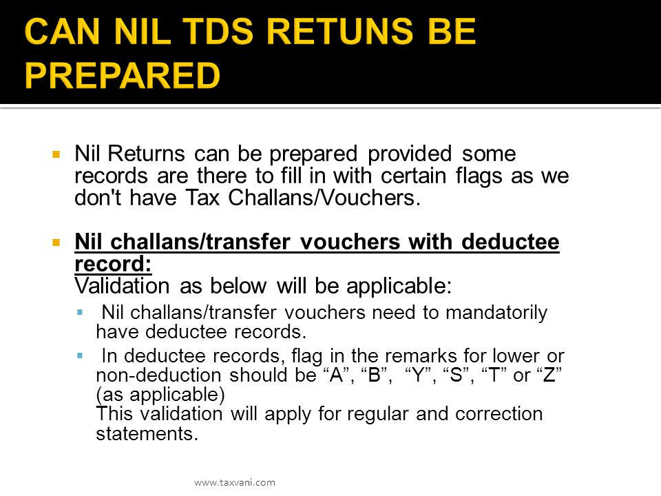  The validations with respect to Nil challan statements have been relaxed for Form 24Q Q4 for all financial years.