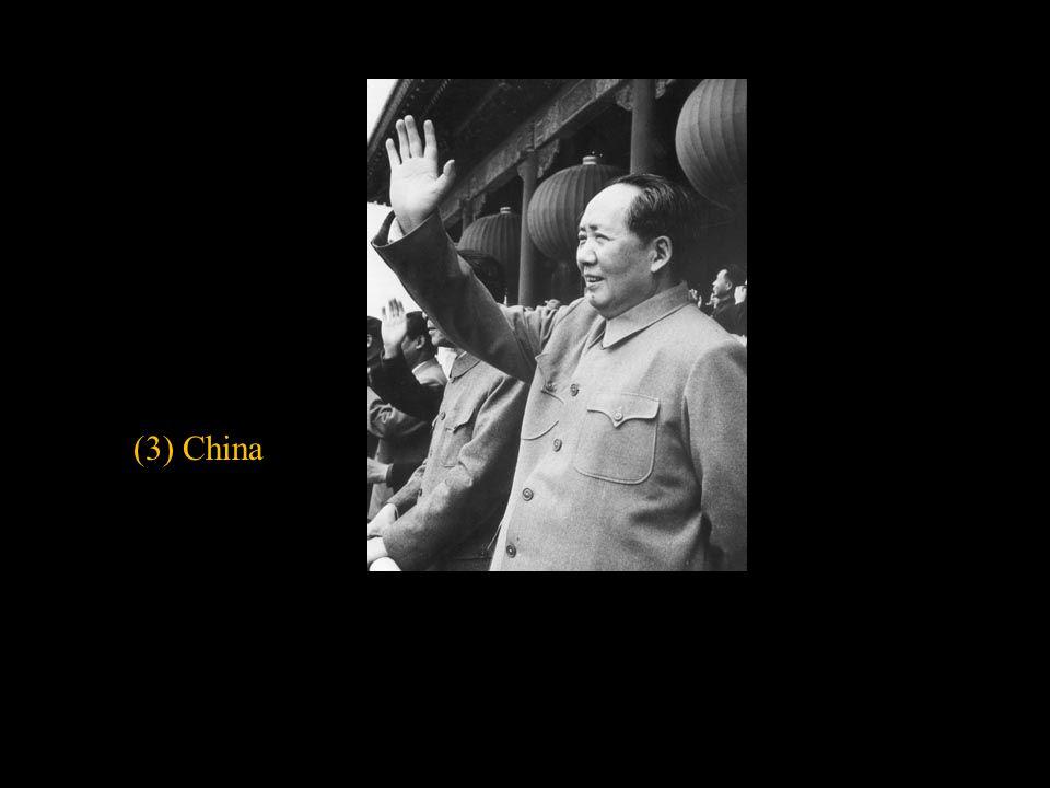 (3) China