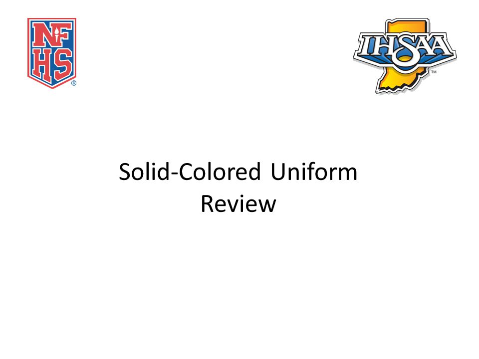 Solid-Colored Uniform Review