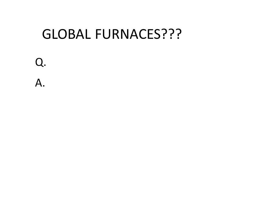 GLOBAL FURNACES??? Q. A.
