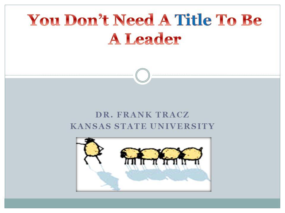PART III: Leaving a Leadership Legacy