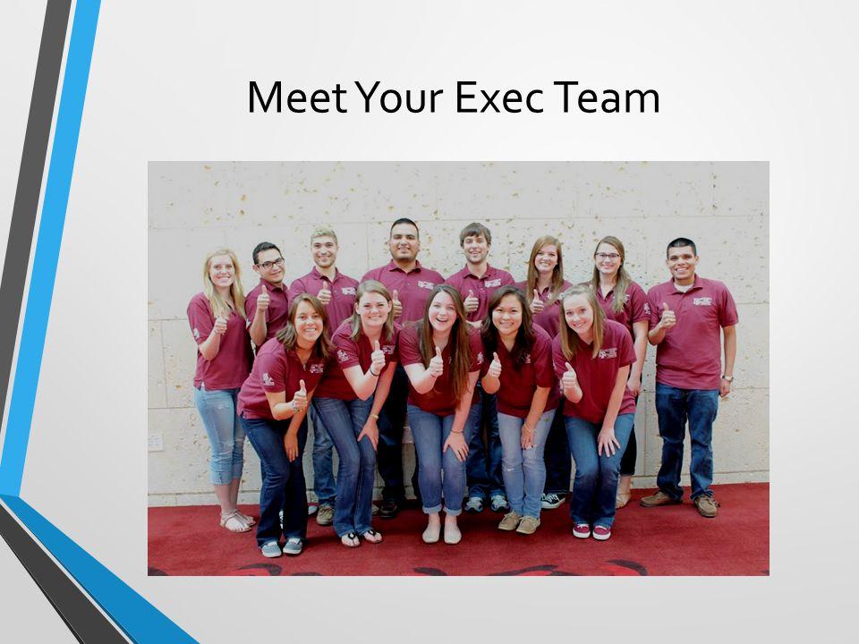 Meet Your Exec Team