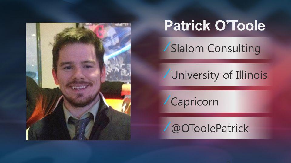Patrick O'Toole 2