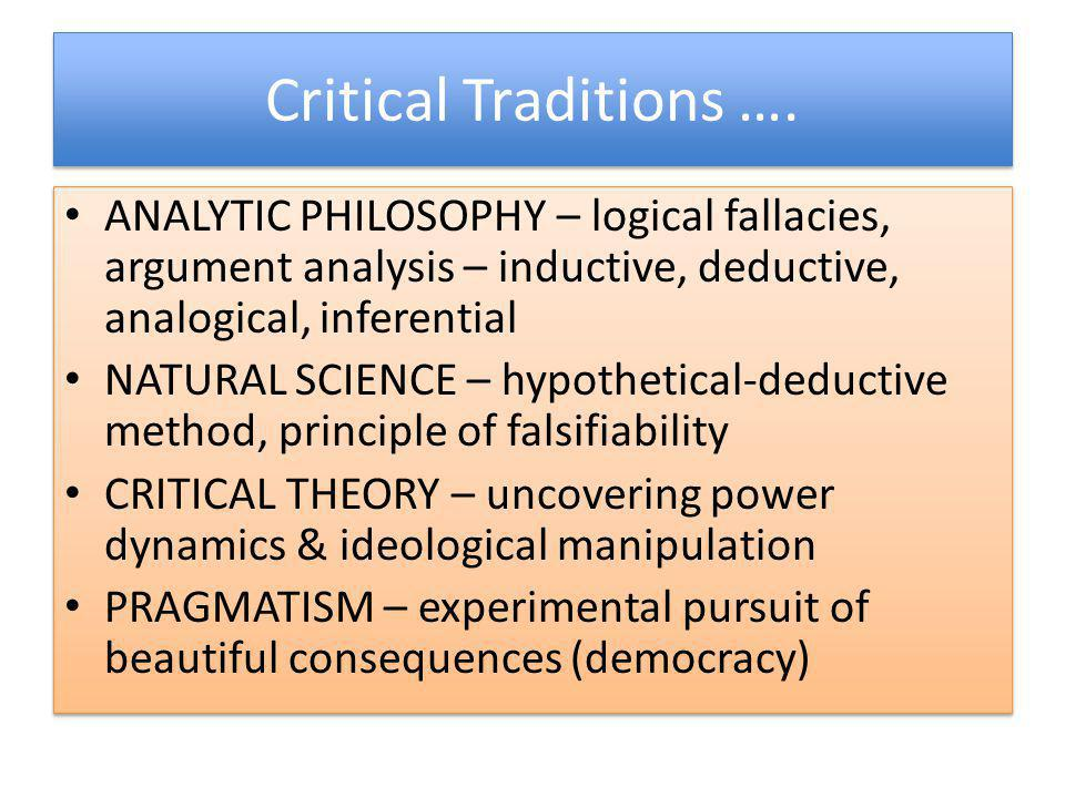 Core Assumptions of Critical Theory Society organized to make permanent inequity appear normal, a natural state of affairs Perception of normality created & disseminated via dominant ideology Point of theory is to illuminate as a prompt to action Society organized to make permanent inequity appear normal, a natural state of affairs Perception of normality created & disseminated via dominant ideology Point of theory is to illuminate as a prompt to action