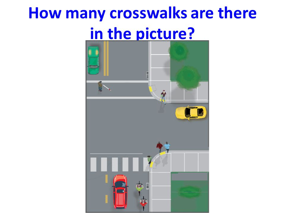 How many crosswalks are there in the picture 32103210