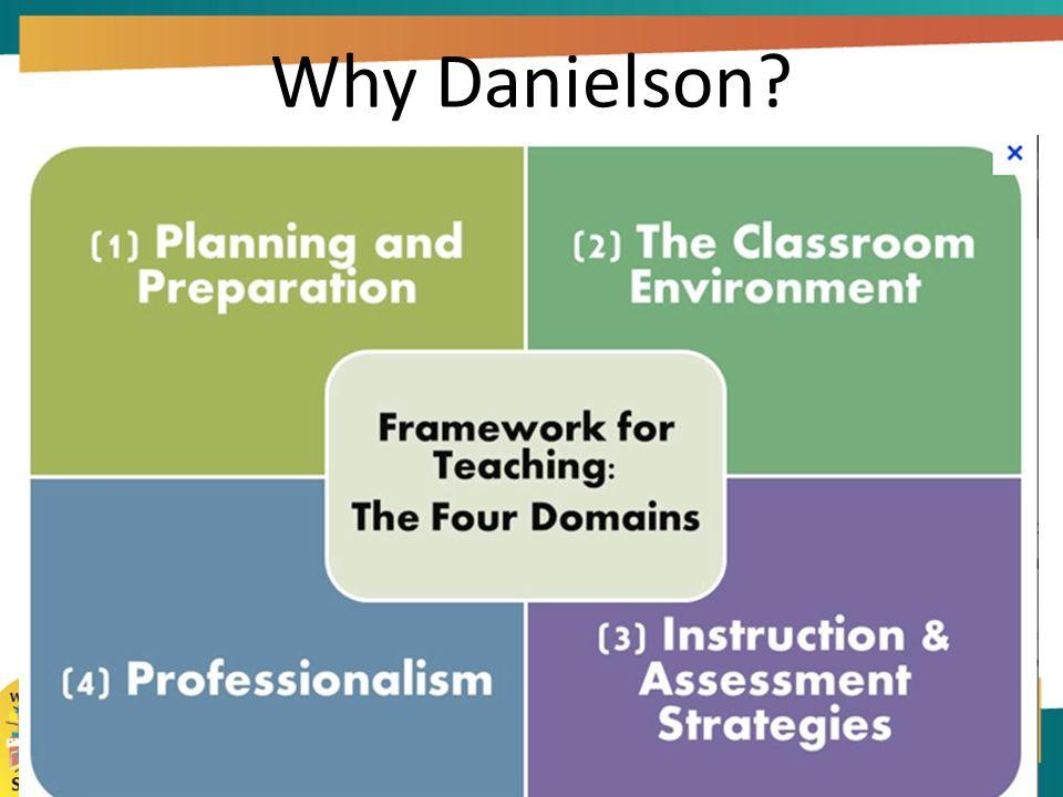 Why Danielson