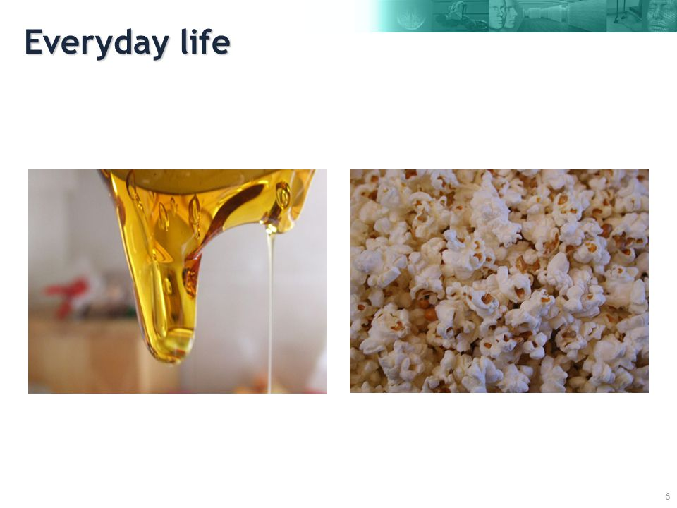 6 Everyday life