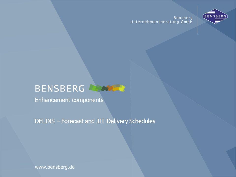 Bensberg GmbHDELINS Graphical representation of the quantity development of week 17.2006 Quantity development of a customer deadline