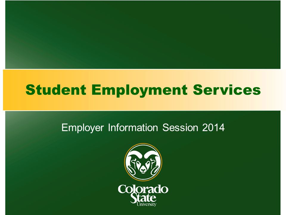 Topics to Cover  Hiring Student Employees (Hourly & Work-Study)  SERP  Work-Study Tips  JobX