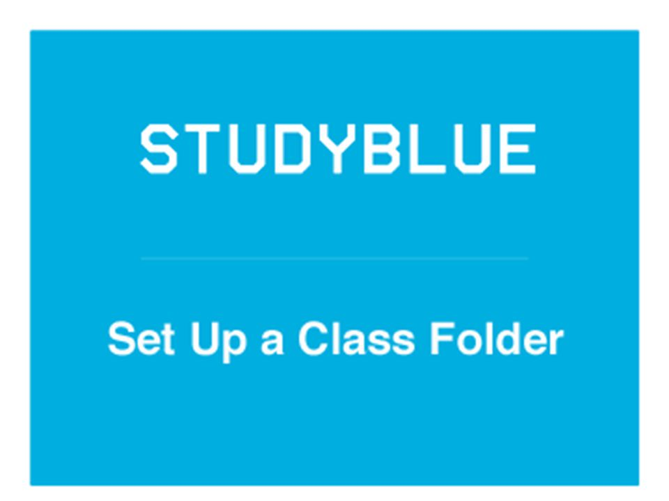 From your Backpack, choose Upload Files .This will take you to the Upload Study Materials page.