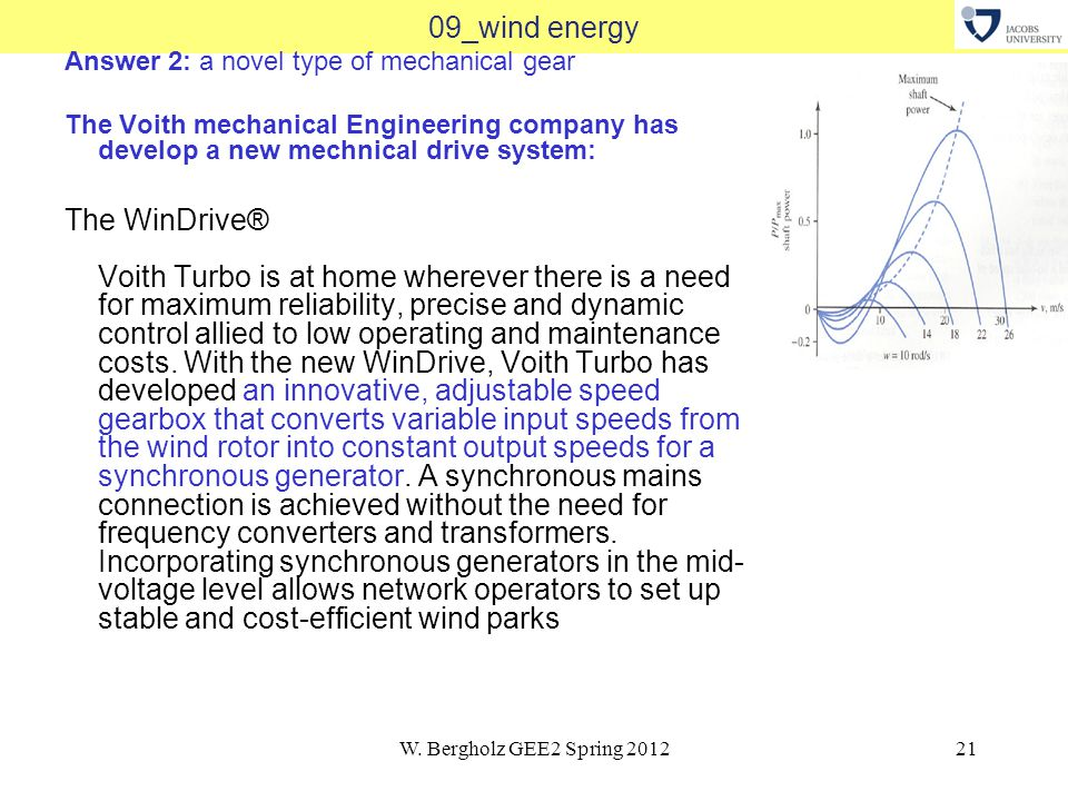 W. Bergholz GEE2 Spring 201222 09_wind energy Win Drive