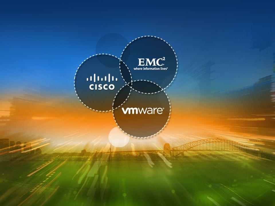 56 © 2009 Cisco | EMC | VMware. All rights reserved.
