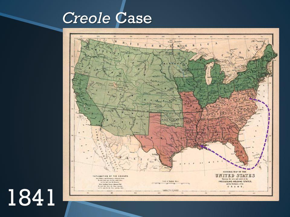 1841 Creole Case