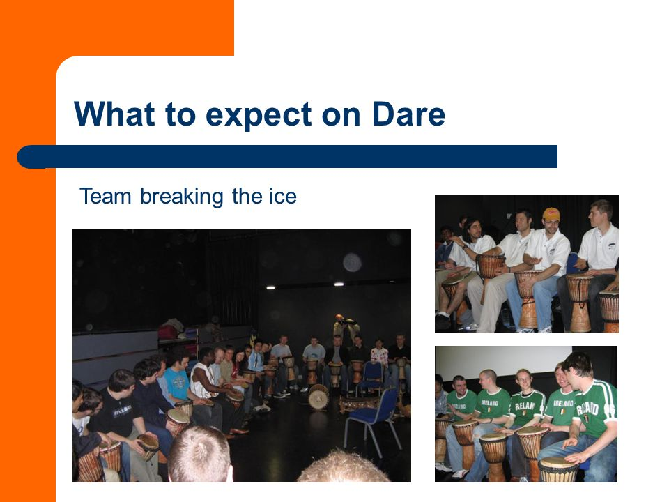 What to expect on Dare Team breaking the ice