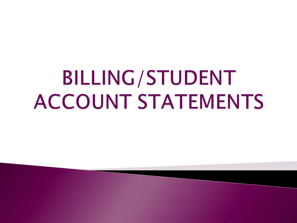  Tuition, fees, room and board can be set up on the payment plan – Books cannot be added  There is no minimum or maximum budget amount  Budgets may be adjusted at anytime