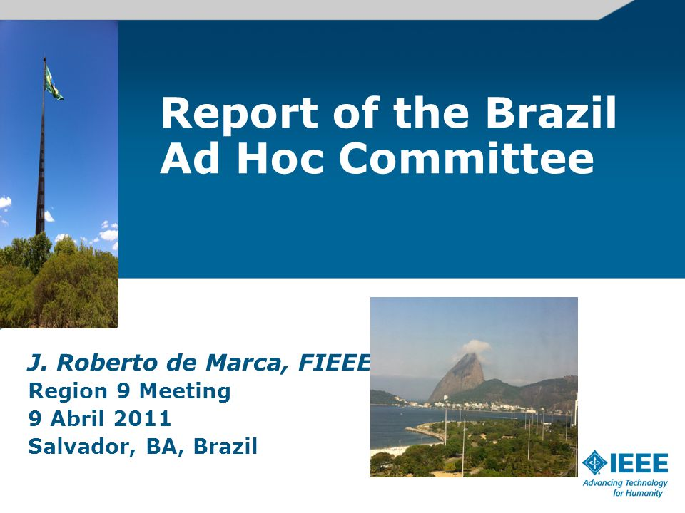 IEEE Today in Brazil