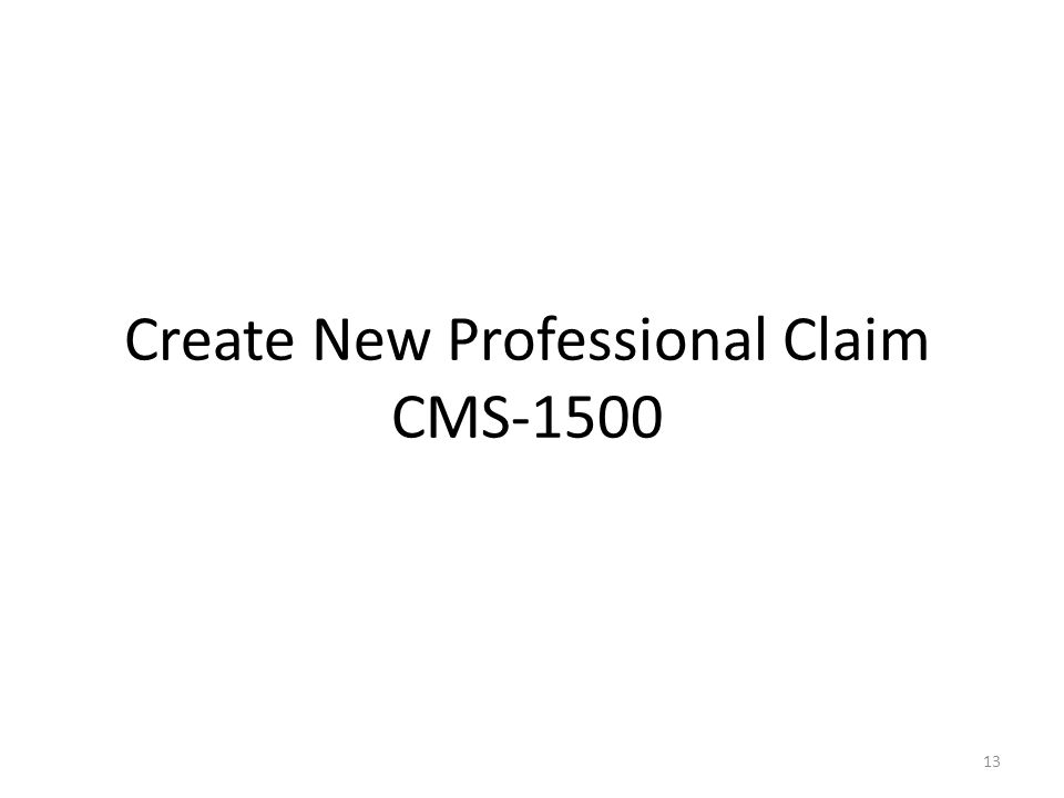 Claims Main Page DDE functions can be accessed here 12 Create Crossover Part B Claim Create Crossover Part B Template