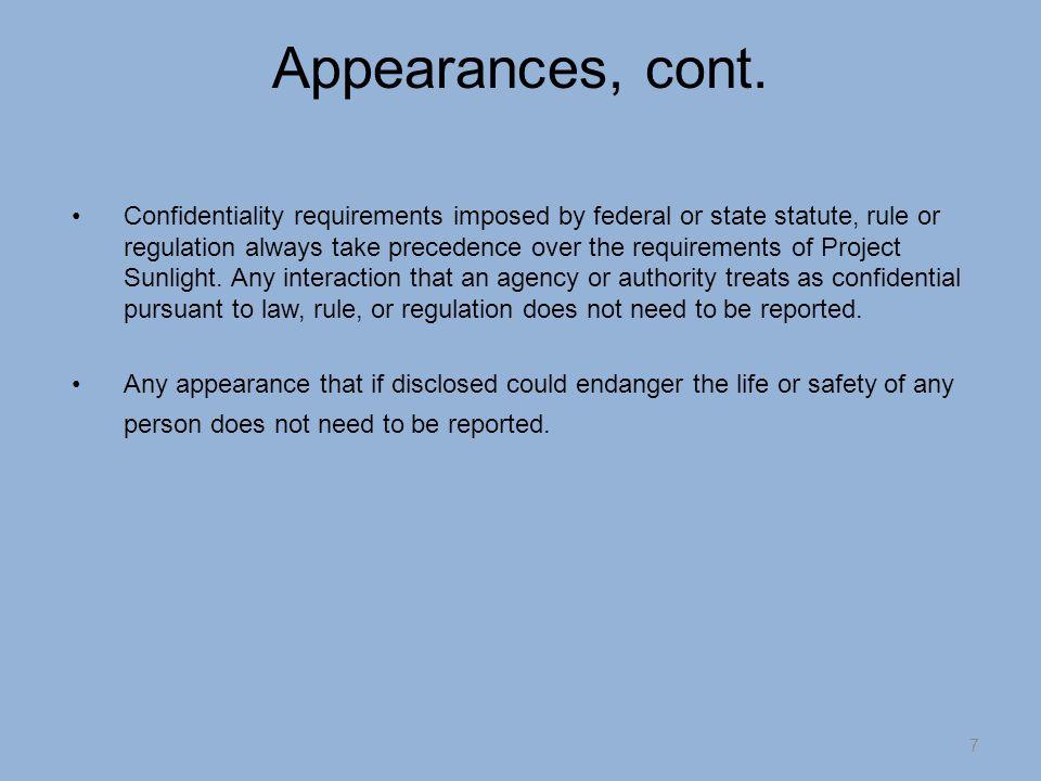 Judicial or Quasi-Judicial Proceedings, cont.