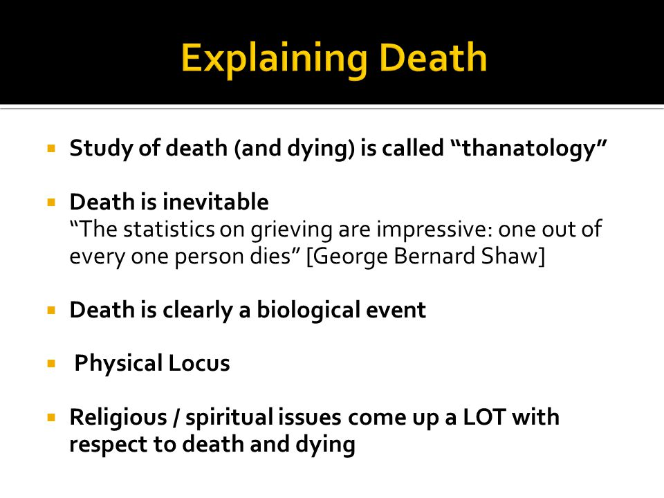C.Typical questions children ask 1. Why do people die.