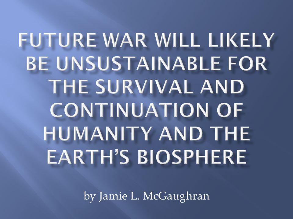 by Jamie L. McGaughran