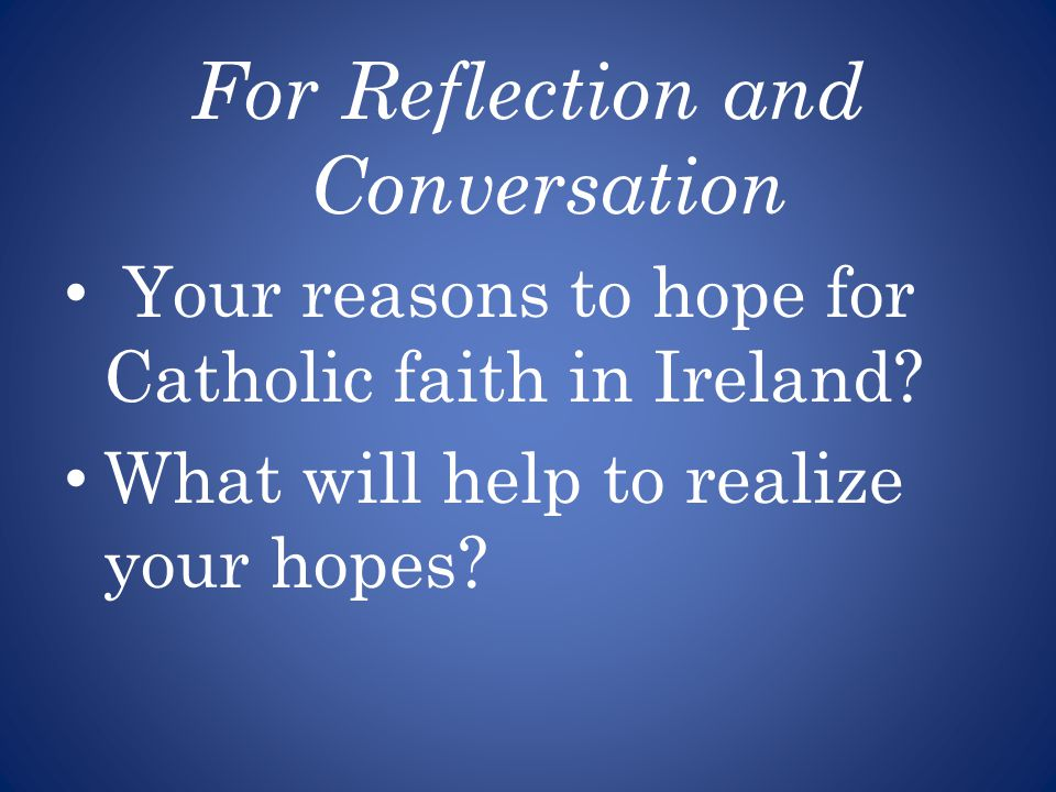 Re-centering Jesus lends: Pathos : can appeal to peoples needs, desires; e.g.