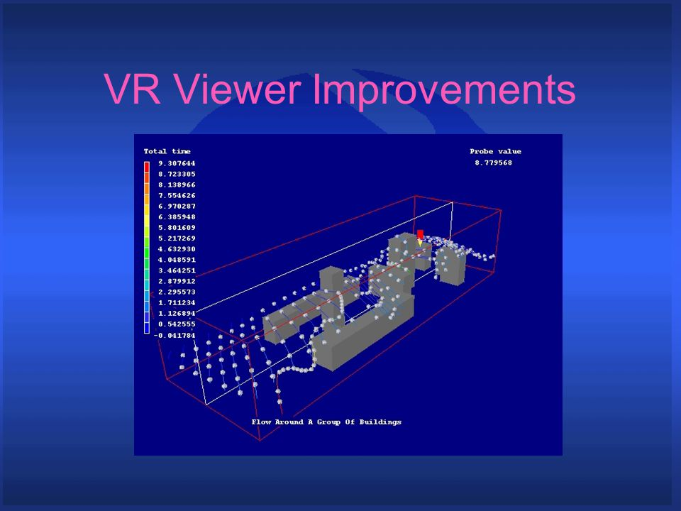 VR Viewer Improvements