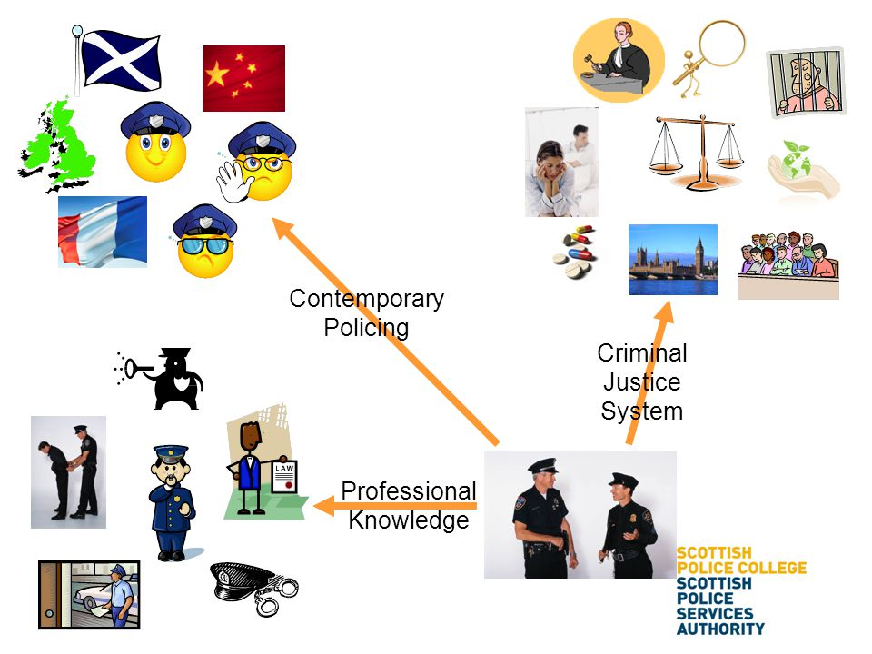 Professional Knowledge Criminal Justice System Contemporary Policing