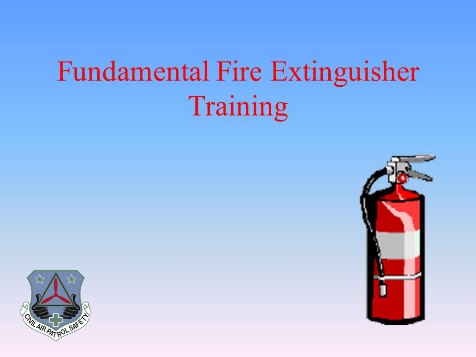 Types of Fire Extinguishers 2.2. Carbon Dioxide Fire Extinguishers CO 2 cylinders are red.
