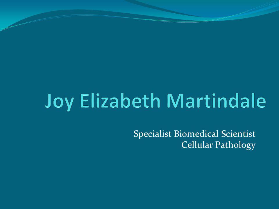 Specialist Biomedical Scientist Cellular Pathology