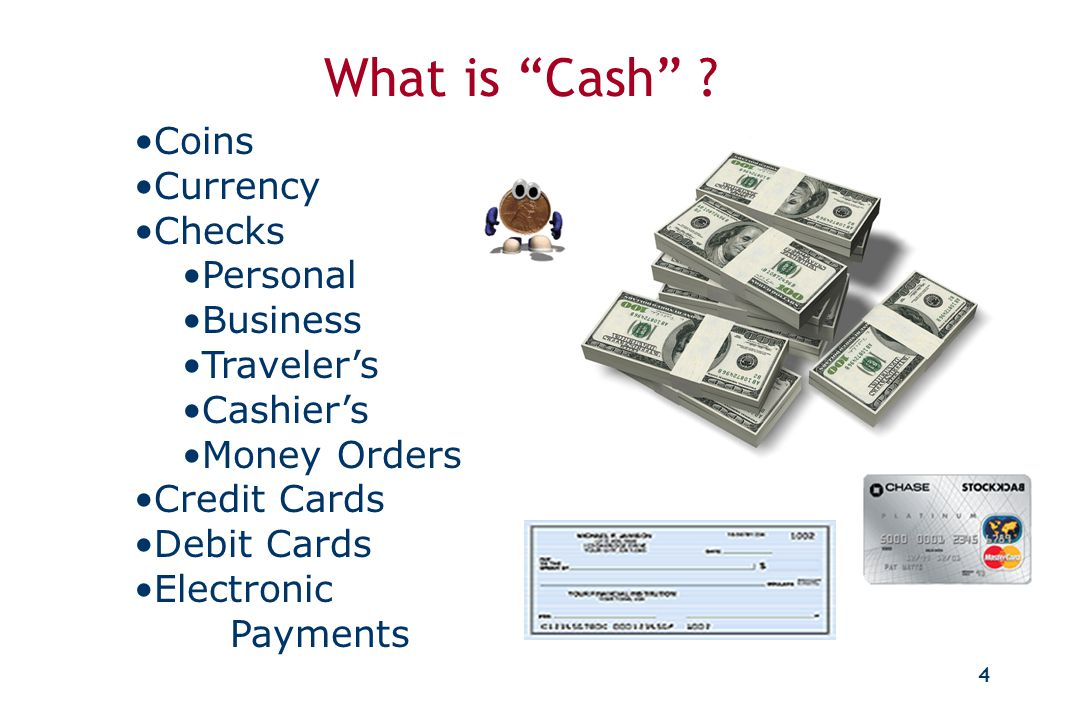 3 ……..the principles of good cash handling are basically the same. Documentation Separation of Duties Security Reconciliation Management Review