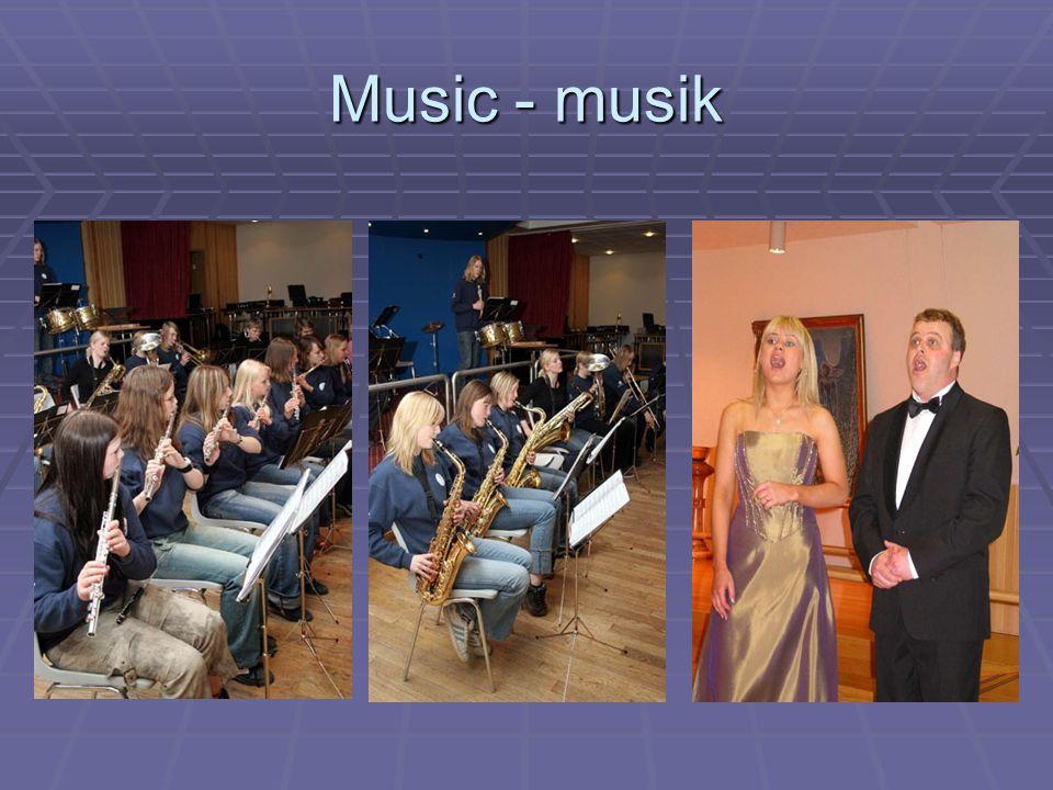 Music - musik