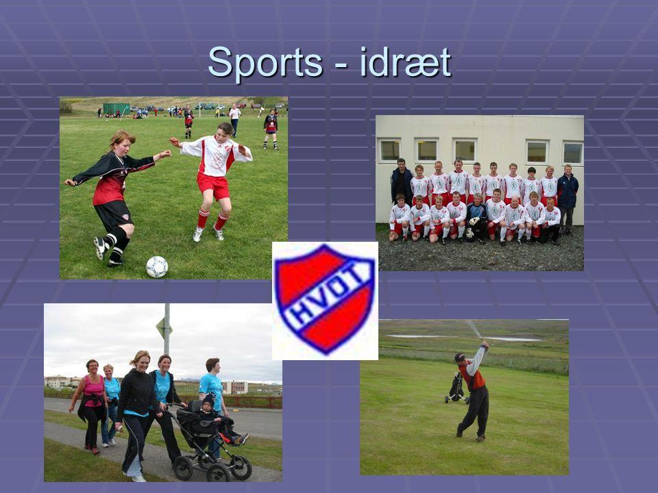 Sports - idræt