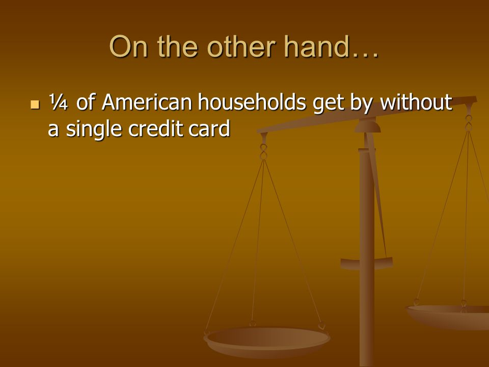 Why does good credit matter.People often wonder why good credit matters.