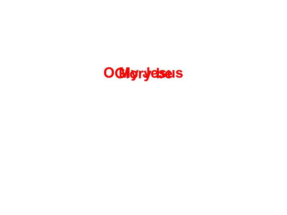 Glory be O My Jesus