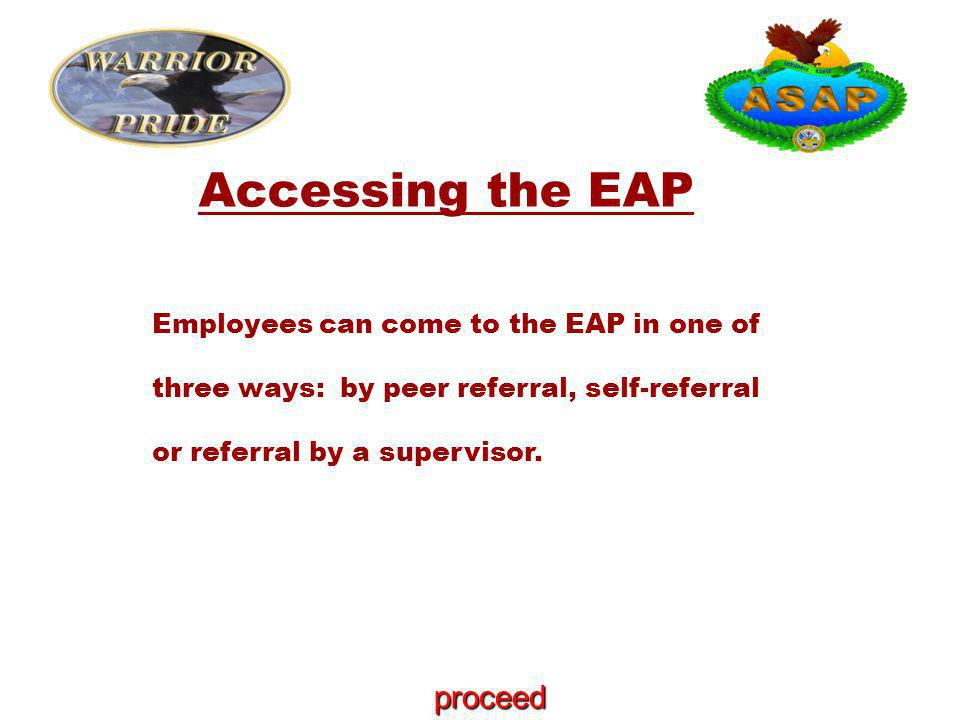 The correct answer is 'True'… The correct answer is 'True'… The most widely accepted definition of an EAP was developed by the Employee Assistance Professionals Association.