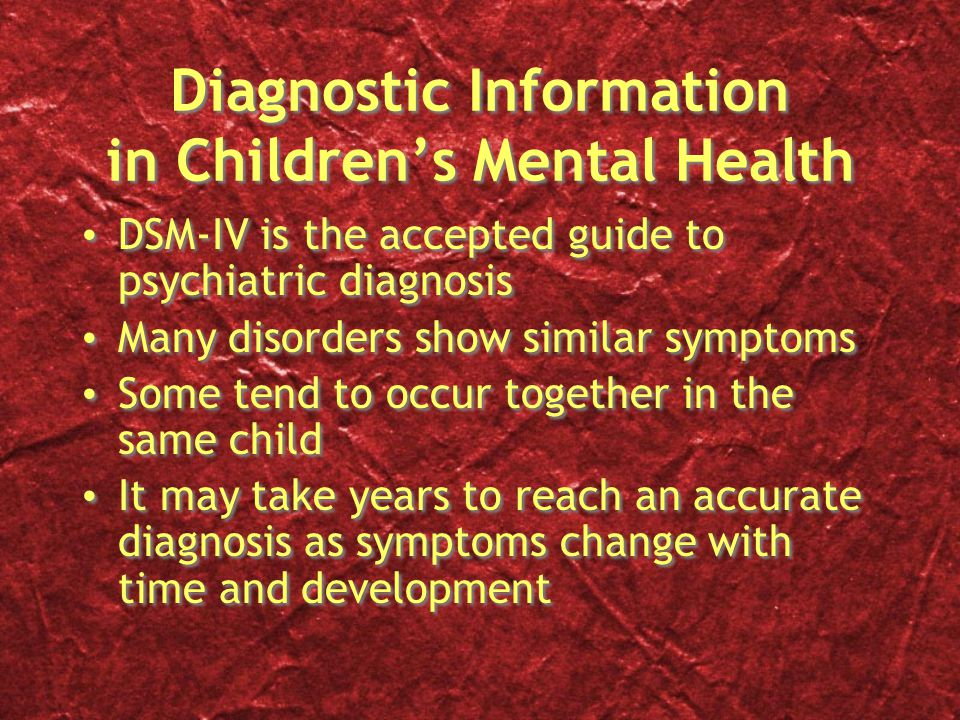 Oppositional Defiant Disorder Above average level of anger, blaming, hostile, or vindictive behavior May be a reaction to frustration, depression, inconsistent structure, or constant failure due to undiagnosed ADHD, learning disabilities, etc.