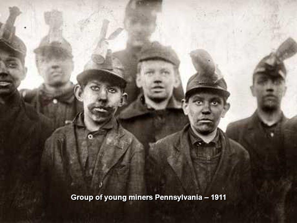 Horse driver Pennsylvania – 1911
