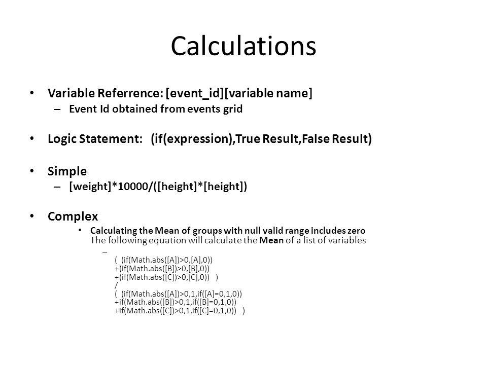 Data Quality Module (data queries)