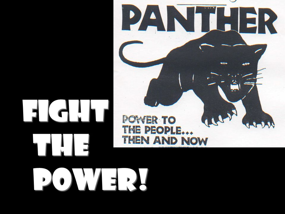 Black Panthers at Capitol