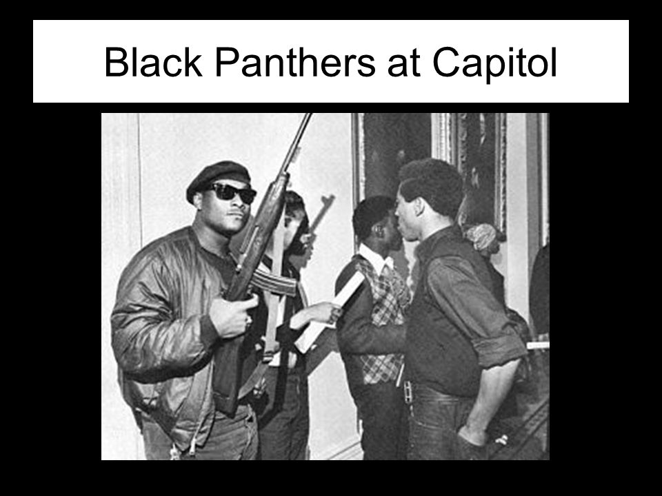 Many black people felt the civil rights movement was achieving the economic, social and political liberation of the race.