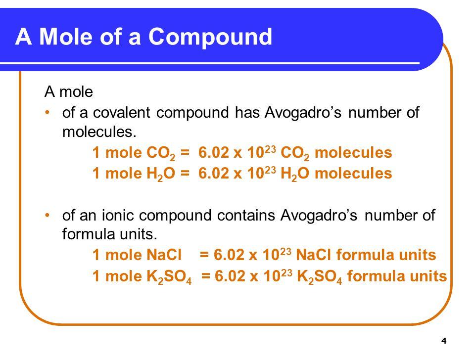15 Solution A.How many mole O are in 0.150 mole aspirin C 9 H 8 O 4 .