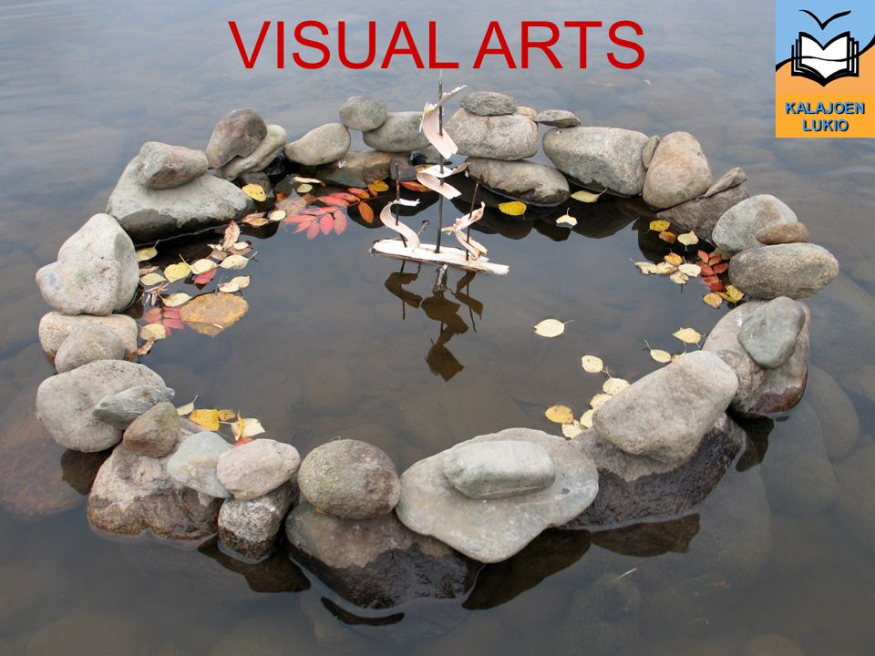 21 courses in visual arts KALAJOEN LUKIO