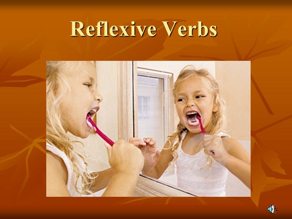 Reflexive Verbs
