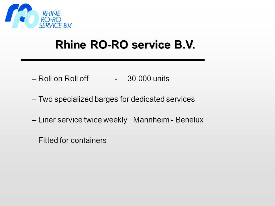 Rhine RO-RO service B.V.