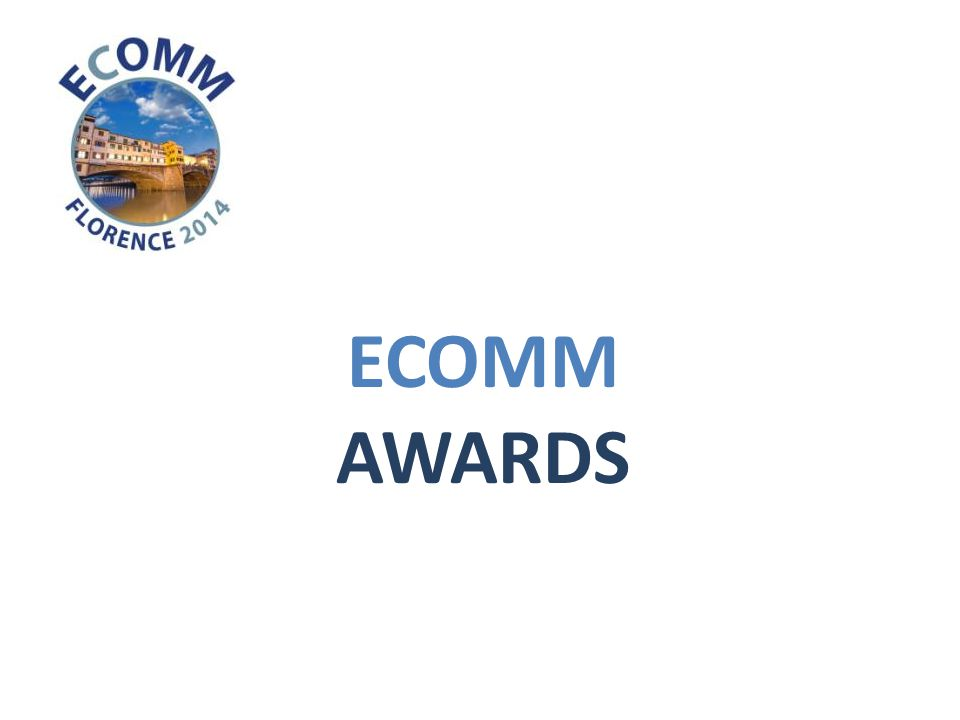 ECOMM AWARDS